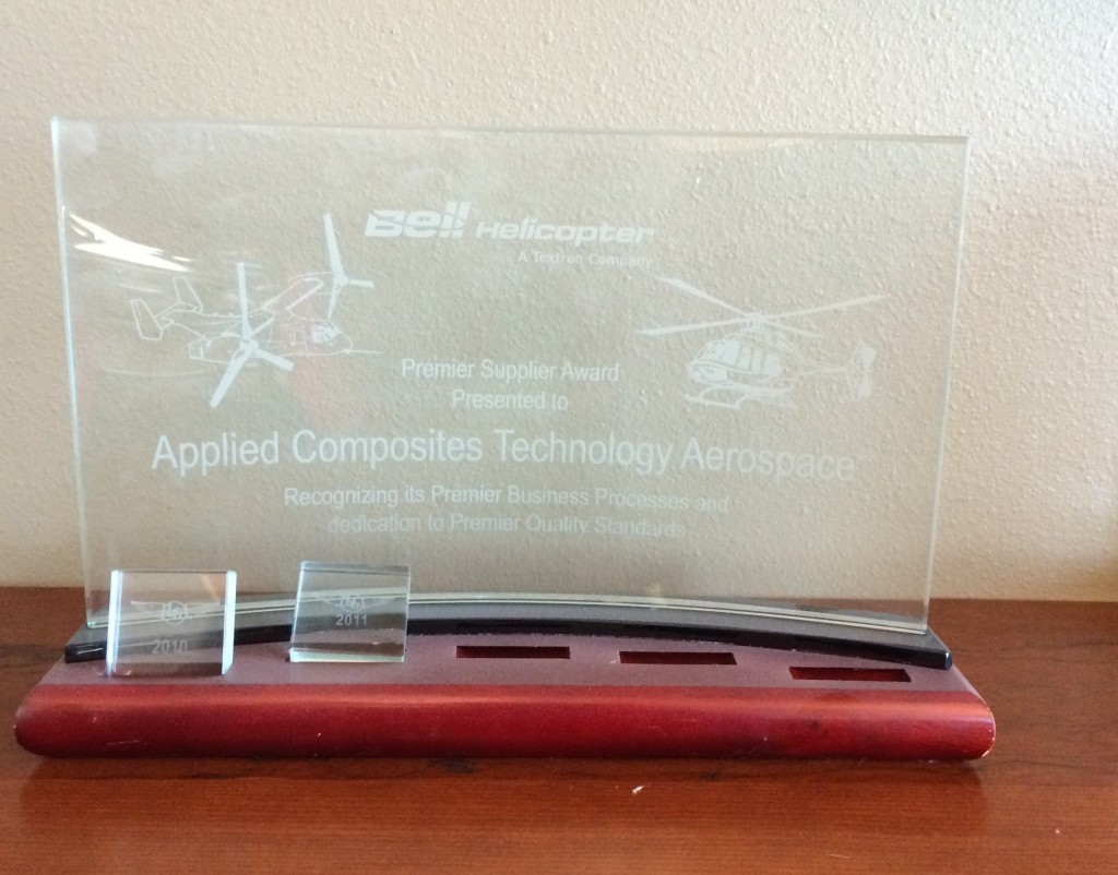 ACT Aerospace Awards